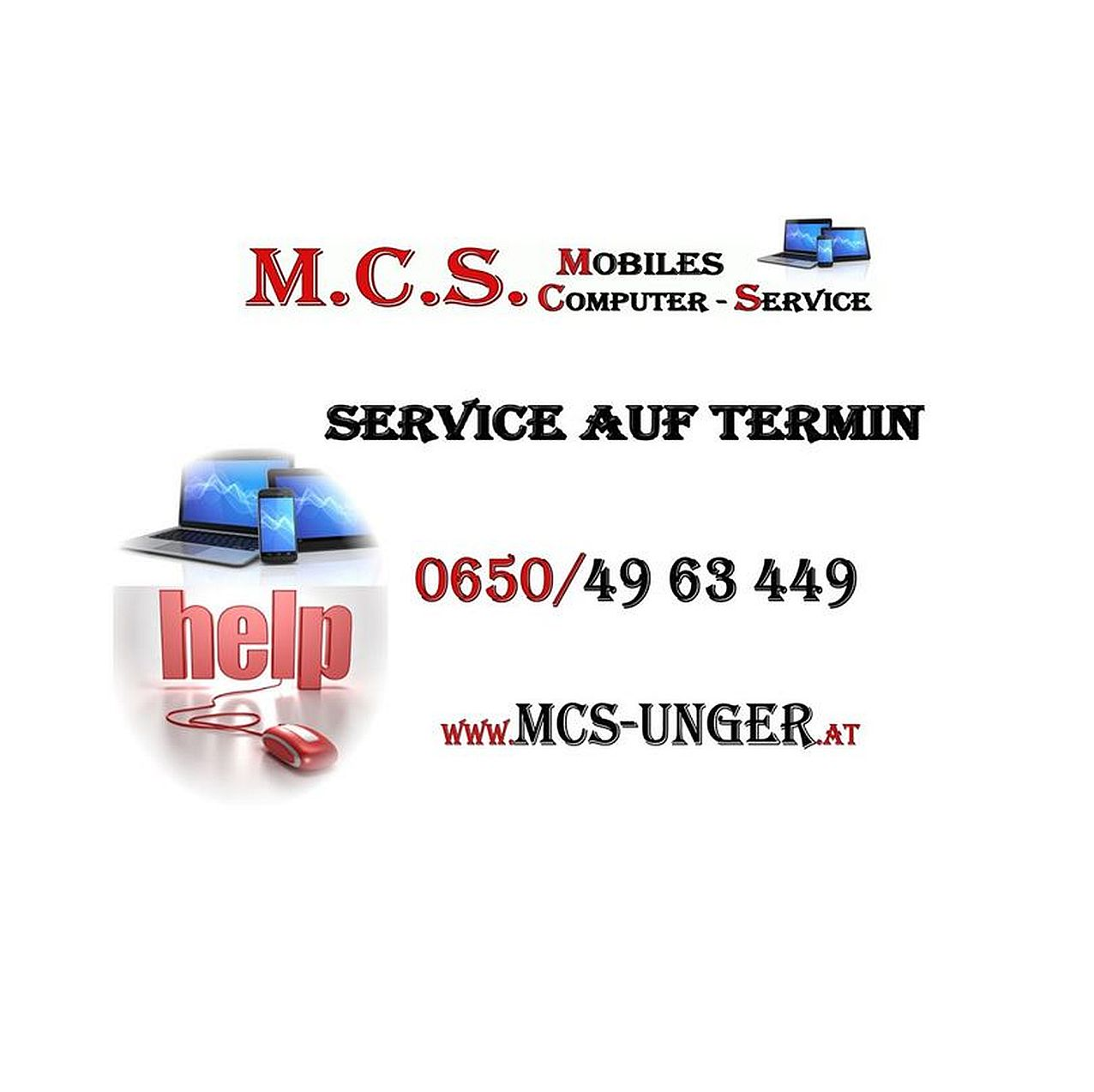 MCS-UNGER Mobiles Computer Service